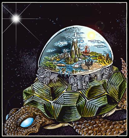 Discworld Fan Art Books Terry Pratchett Tamora Pierce
