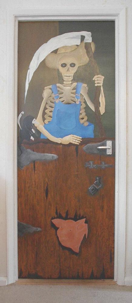 Uncle Bill\u0027s Door by Charlotte Armstrong & Fan Art: Death