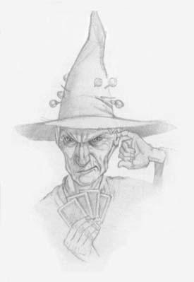 Рисунки на героите Grancard
