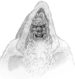 Рисунки на героите Hogfthr