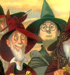 Рисунки на героите Pondburs