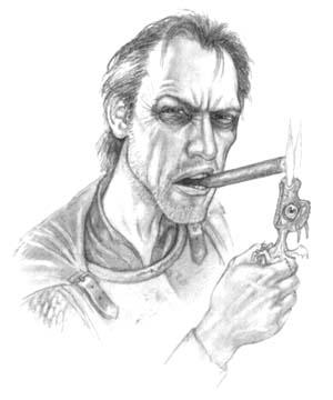 Рисунки на героите Vimes