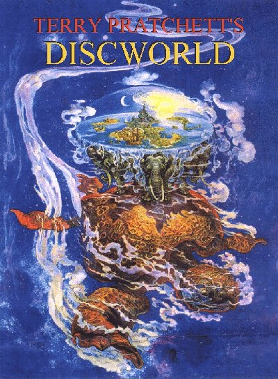 Terry Pratchett's Discworld