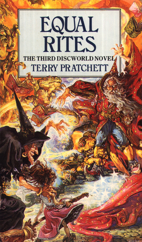 The Pratchett Quote File v6.0 - Equal Rites