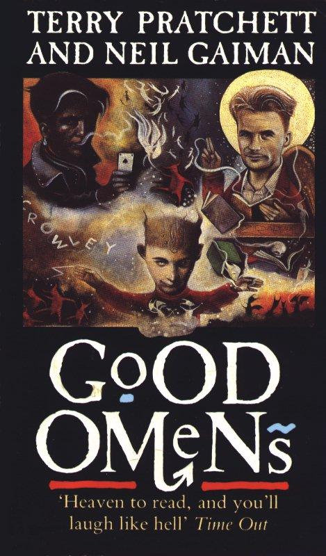 Good Omens - Terry Pratchett and Neil Gaiman