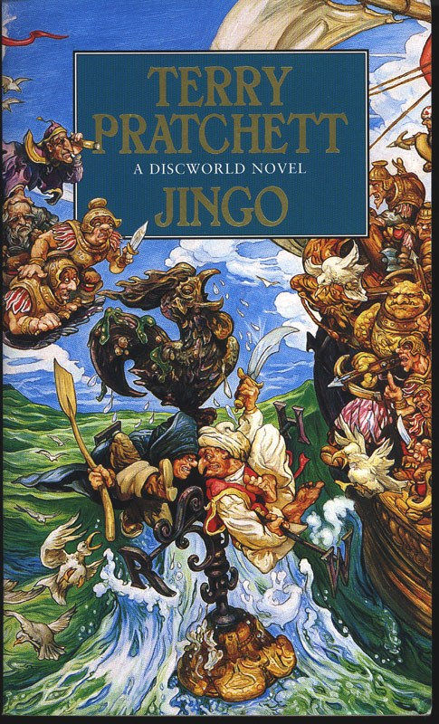 The Pratchett Quote File v6 0 - Jingo