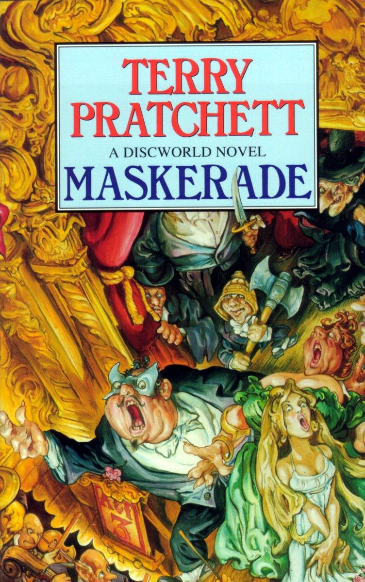 maskerade 2 terry pratchett book covers on wiring diagram ford mondeo 2008