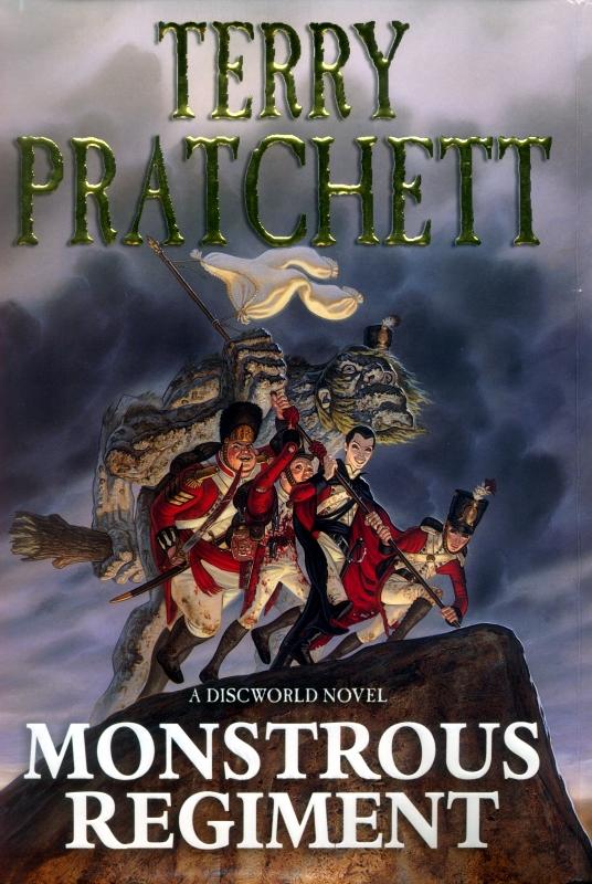 Bibliographic Information Monstrous Regiment