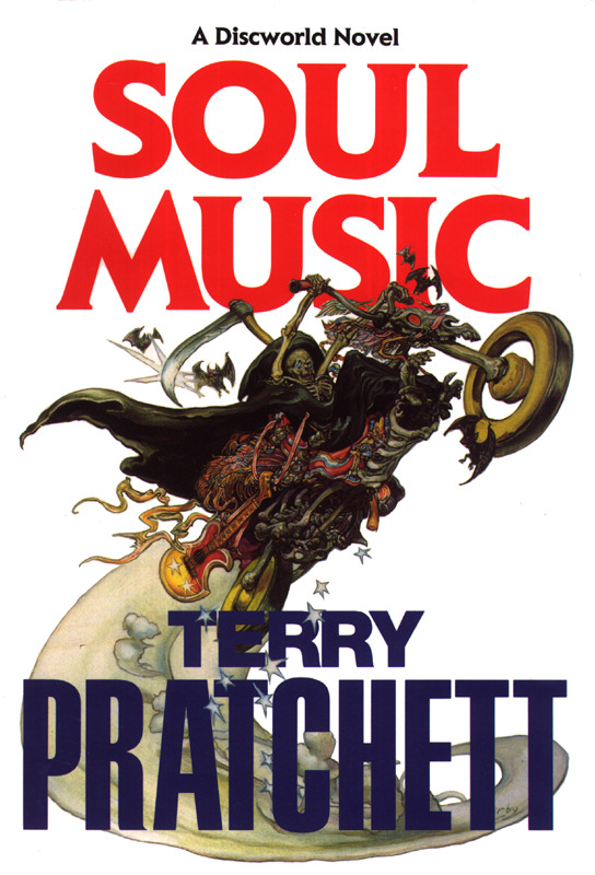 music soul covers pratchett hardback books discworld kirby josh artist
