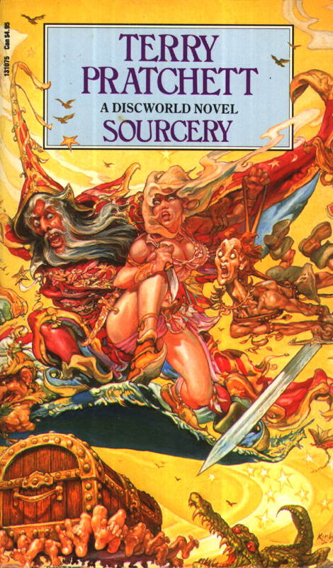 The Annotated Pratchett File V9 0 Sourcery