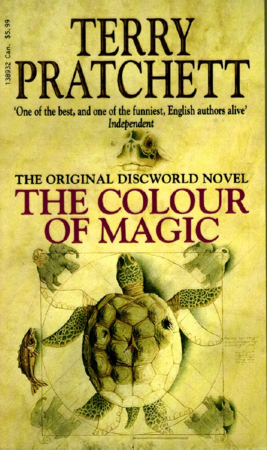 The Colour of Magic by Terry Pratchett PDF | Free eBooks Download ...