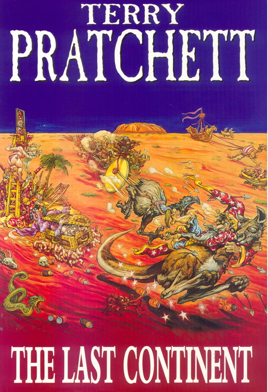 The Annotated Pratchett File V9 0 The Last Continent