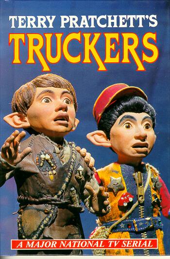 terry pratchett truckers book review