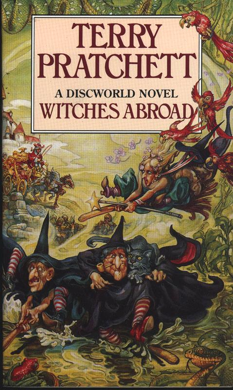 witches abroad essays Witches abroad (discworld) [terry pratchett] on amazoncom free shipping on qualifying offers once upon a time there was a fairy godmother named desiderata who.